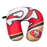 Aminco San Francisco 49ers Impact Neck Pillow