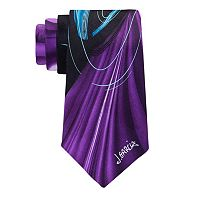 Men's Jerry Garcia Silk Tie & Collector's Pin Set