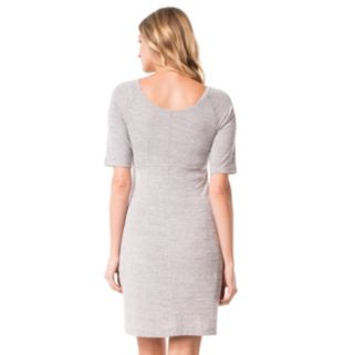 Maternity Pip & Vine by Rosie Pope Solid Shift Dress