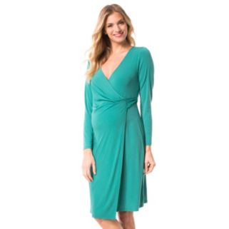 Maternity Pip & Vine by Rosie Pope Wrap Dress