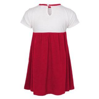 Toddler Girl Majestic St. Louis Cardinals 7th Inning Dress