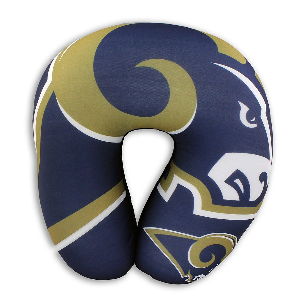 Aminco Los Angeles Rams Impact Neck Pillow