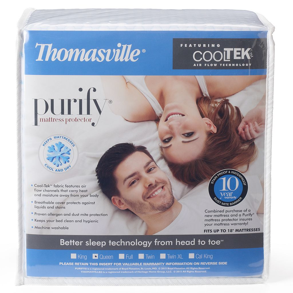 Thomasville Cool Plus Mattress Protector