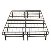 Eco Sense 14 in  Metal Platform Bed Frame