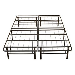 Eco Sense 14-in.  Metal Platform Bed Frame