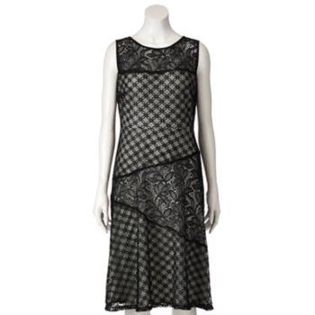 Women's Chaya Asymmetrical Lace Dress