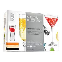 Molecule-R Cocktail R-Evolution Molecular Mixology Kit