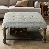 Madison Park Sadie Coffee Table Ottoman