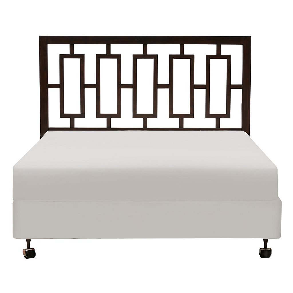 Madison Park Arthon Geometric King Headboard
