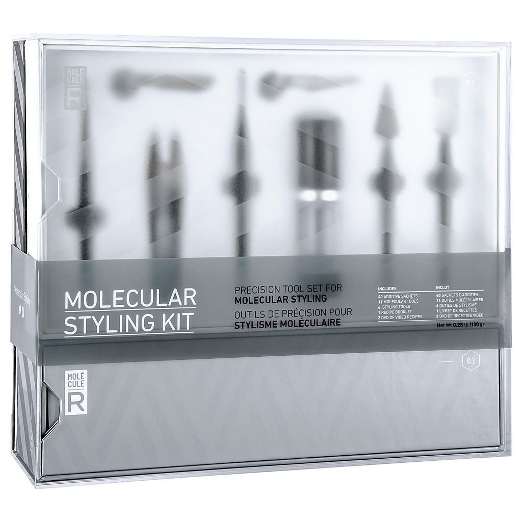 Molecule-R Molecular Styling Kitchen Tool Kit