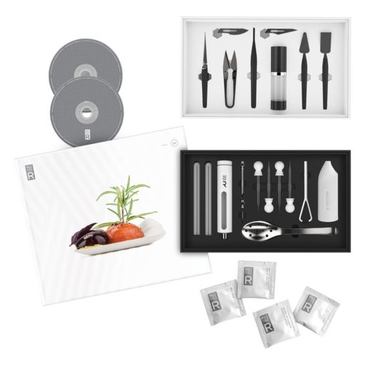 Molecule-R Molecular Styling Kitchen Tool Kit