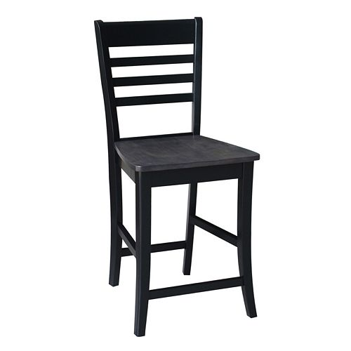 International Concepts Cosmo Ladderback Counter Stool