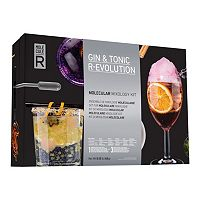 Molecule-R Gin & Tonic R-Evolution Molecular Mixology Kit