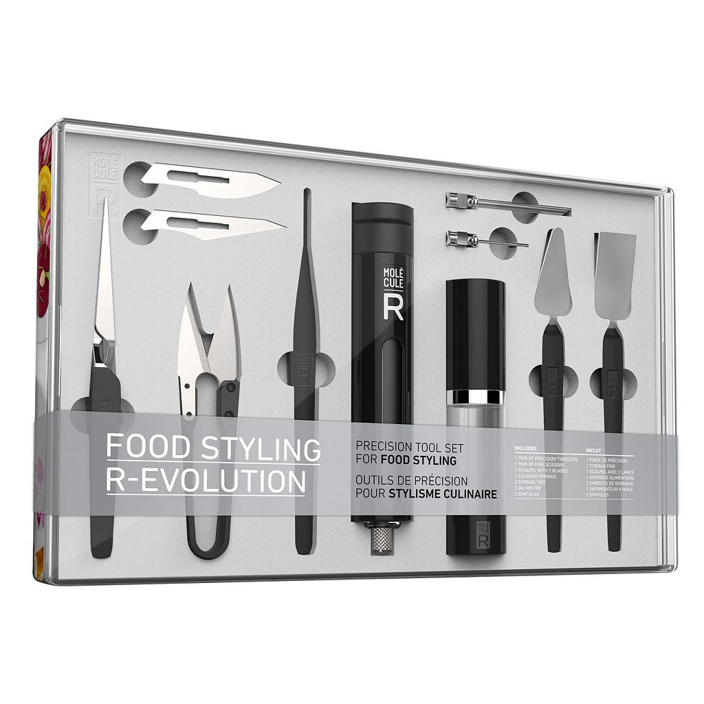 Molecule-R Food Styling R-Evolution Kitchen Tool Set
