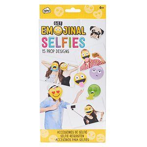 Emoji Emojinal Selfies Prop Kit