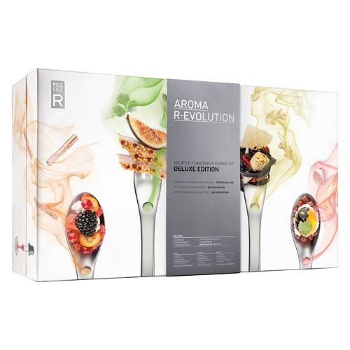 Molecule-R Aroma R-Evolution Deluxe Edition Flavoring & Pairing Kit