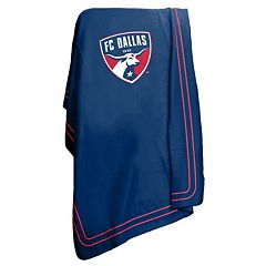 Logo Brand FC Dallas Classic Fleece Blanket