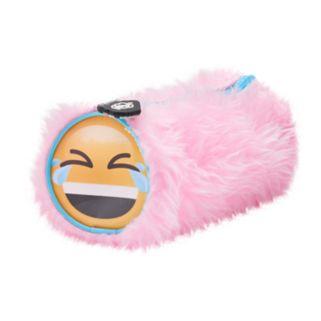 Emoji Furry Pencil Case