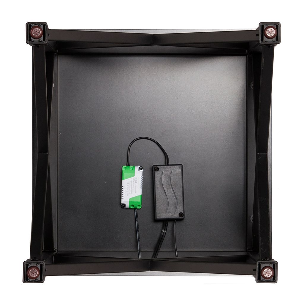 Anthony 6-Shelf Lighted Curio Cabinet