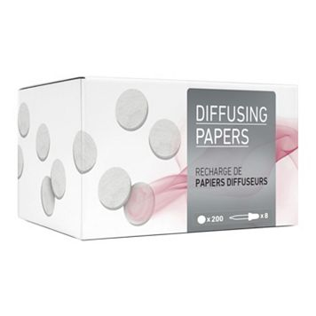 Molecule-R Aroma Refill Diffusing Papers 200-pk.
