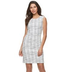 Women's Sharagano Boucle Sheath Dress
