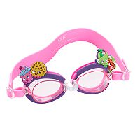 Kids Shopkins Cupcake Chic, Kooky Cookie & Apple Blossom Swim Goggles