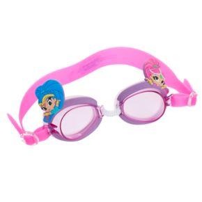 Kids Shimmer & Shine Swim Goggles