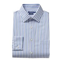 Men's Croft & Barrow® Classic-Fit No-Iron Dress Shirt