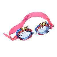 Kids DC Super Hero Girls Wonder Woman Swim Goggles