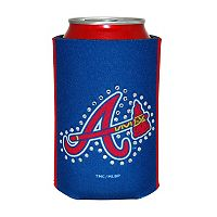 Atlanta Braves Bling Can Cooler
