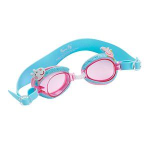 Kids Peppa Pig Swim Goggles