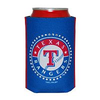 Texas Rangers Bling Can Cooler