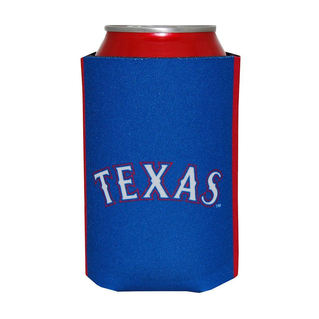 Texas Rangers Bling Can Cooler