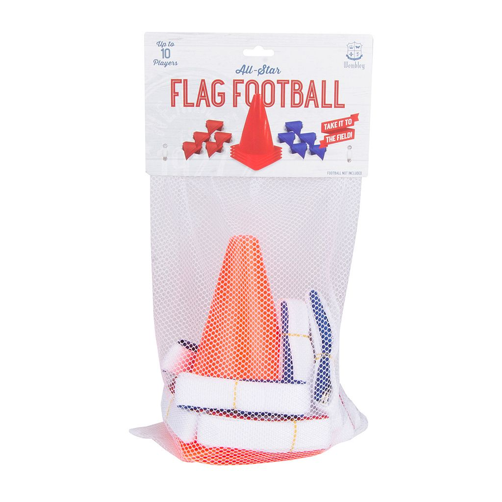 Wembley Flag Football Set