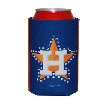 Houston Astros Bling Can Cooler