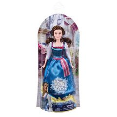 Disney's Beauty & the Beast Belle Village Dress Doll