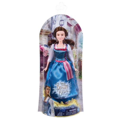 Disney's Beauty & the Beast Belle Village Dress Doll