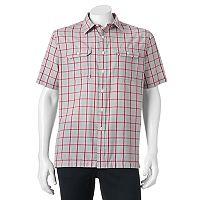 Men's Croft & Barrow® Quick-Dry Easy-Care Button-Down Shirt
