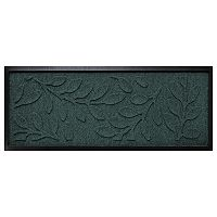 WaterGuard Brittany Leaf Indoor Outdoor Boot Tray - 15'' x 36''