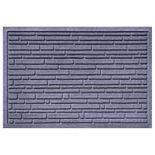 Waterhog Broken Brick Indoor Outdoor Mat - 24'' x 36''