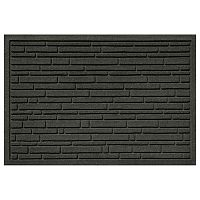 WaterGuard Broken Brick Indoor Outdoor Mat - 24'' x 36''