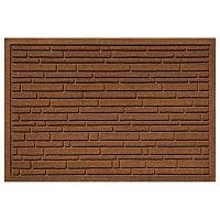 WaterGuard Broken Brick Indoor Outdoor Mat - 24'' x 36''