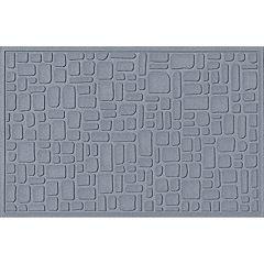 WaterGuard Stone Path Indoor Outdoor Mat - 3' x 5'