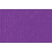 WaterGuard Stone Path Indoor Outdoor Mat - 3' x 5'