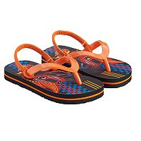 Toddler Boy Blaze and the Monster Machines Thong Flip-Flops