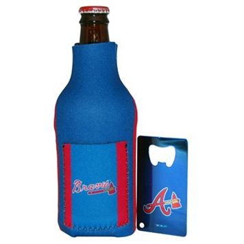 Atlanta Braves Bottle Cooler with Opener