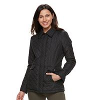 Women's Weathercast Waist-Length Quilted Jacket