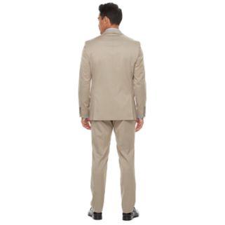 Men's Apt. 9® Premier Flex Extra-Slim Fit Tan Suit Coat