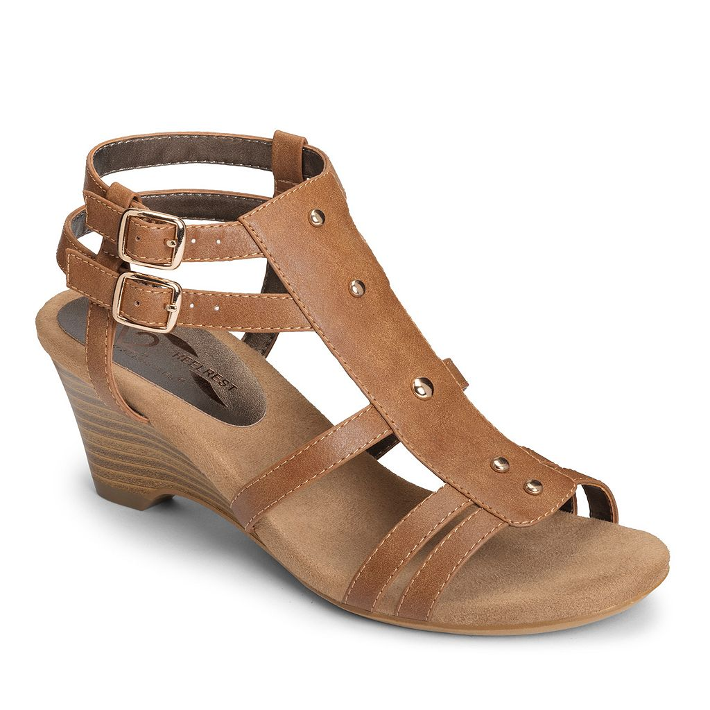 A2 by Aerosoles Mayor Women's Wedge Sandals