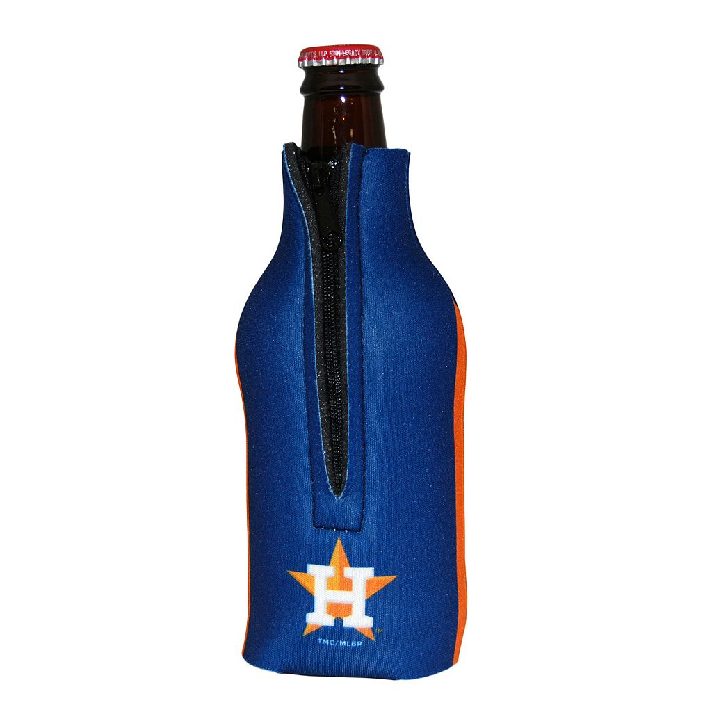 Houston Astros Bottle Cooler with Opener